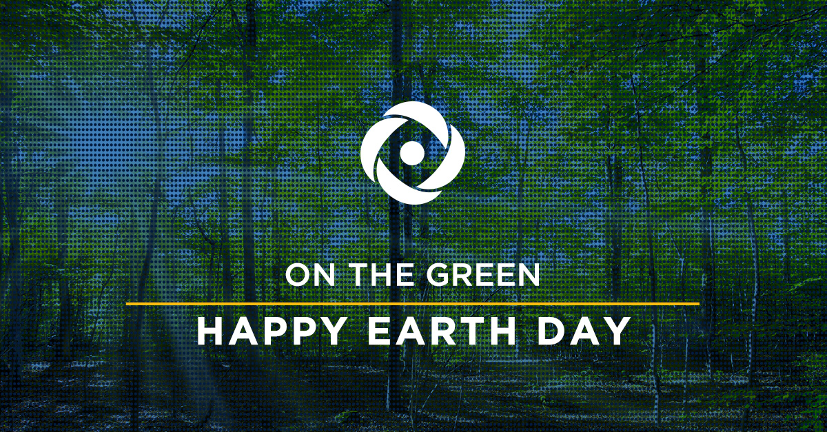 On The Green: Happy Earth Day!