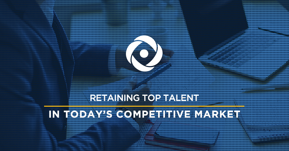 Retaining Talent in Today's Market