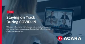 Staying on Track During COVID-19