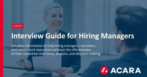 Interview Guide for Hiring Managers