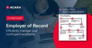 Employer of Record Workflow